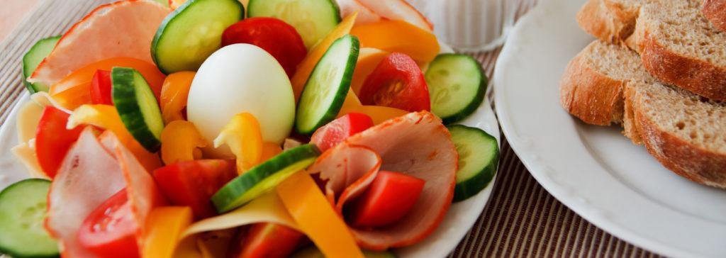 יועצת תזונה לאורח חיים בריא במכללת מעינות