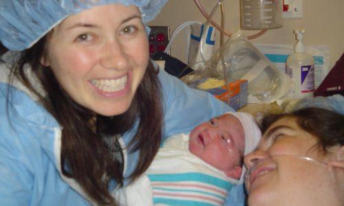 תומכת לידה |דולה| מכללת מעינות